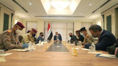 اجتماع طارئ لـ مجلس الأمن القومي لبحث نتائج جائحة كورونا العراق