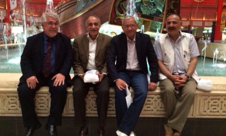برقية صباح اللامي في عيد الصحافة العراقية