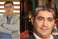 """صورة الكاظمي مطالب بـ""""فكِّ أسر"""" الصحفيين توفيق محمد ومازن لطيف!!"""