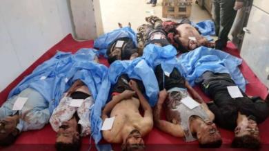 """صورة العصائب ارتكبت المجزرة..وتهديد بإبعاد الميليشيات بالقوّة.. والتحذير من حرب """"اغتيالات طائفية""""!"""
