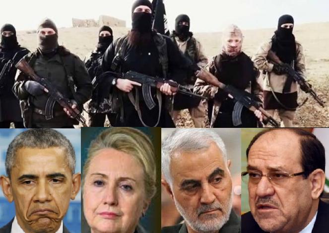 """برفعه السرية..ترامب يكشف اتفاق (سليماني-أوباما-المالكي) لإدخال """"داعش"""" إلى العراق"""