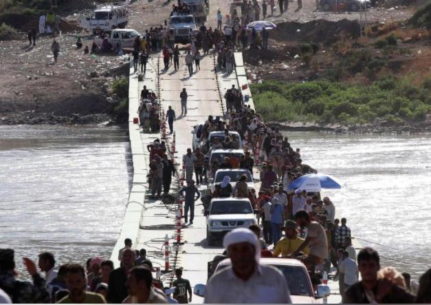 """خنق الكرد للعراق بابتلاع سنجار وسهل نينوى والطوز وكركوك وتطبيق المادة """"140"""""""