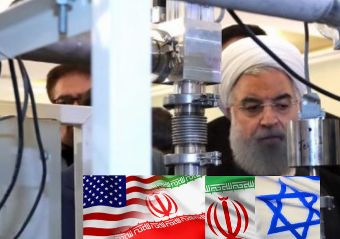"""مباحثات أميركية-إيرانية مشروطة بـ """"إنهاء النووي"""" و""""التطبيع"""" ومنع إثراء """"آيات الله""""!"""