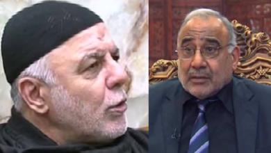 صورة العبادي يتهم عبد المهدي وقيادات عسكرية بتمرير اغتيال سليماني-المهندس!!