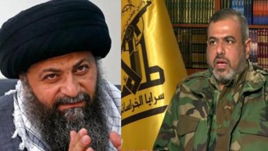 صورة من وراء اعتقال قائد سرايا الخراساني ونائبه و30 من عناصرها؟!